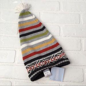 Gymboree knit baby hat 3-6 mos